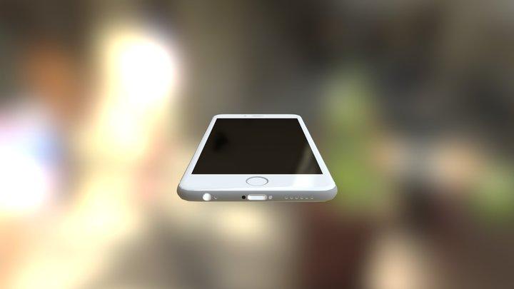 I Phone 6 3D Model