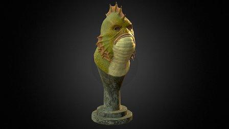 Goon 3D Model