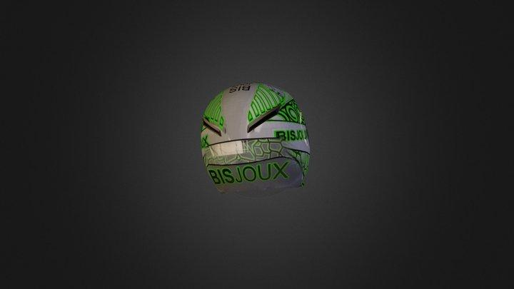 helmet 2 3D Model