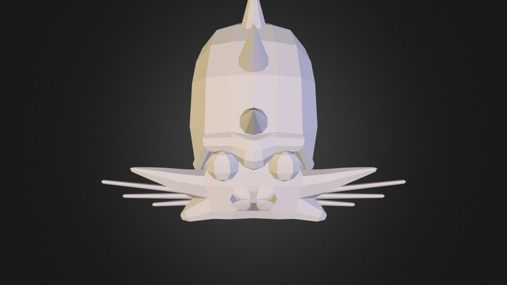 Omastar 3D Model