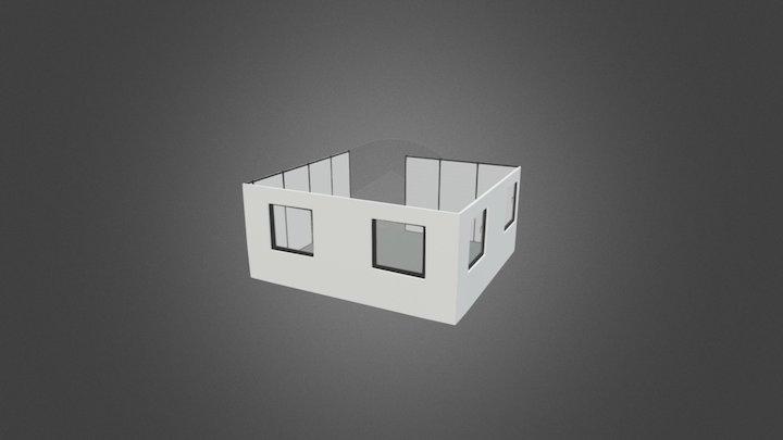 Meeting Room - 3D Model 3D Model