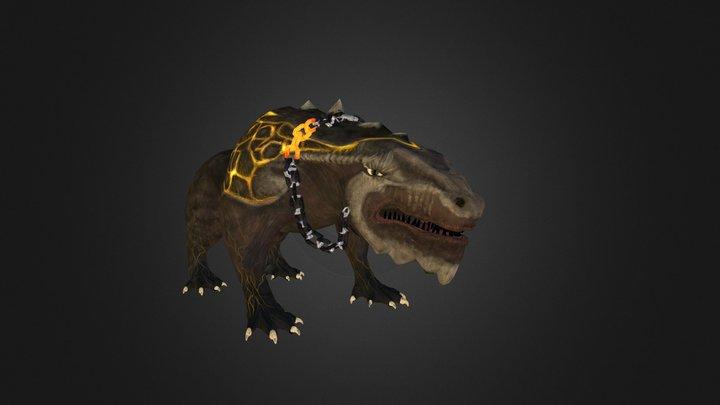 beast2 3D Model
