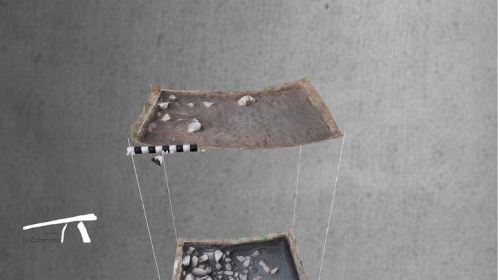La Cobertoria-Trench 2 (circular movement) 3D Model
