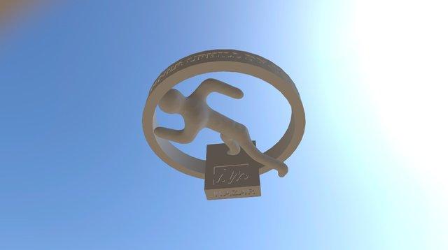 Runner End2 3D Model