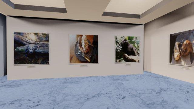 Instamuseum for @chancm 3D Model