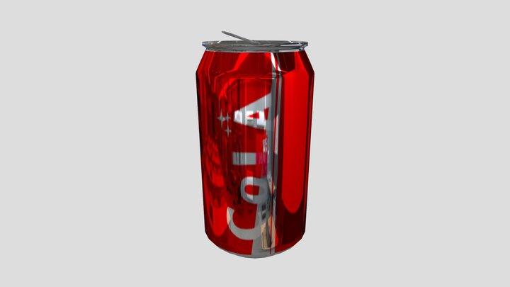 Soda Can (VeggieTales) 3D Model