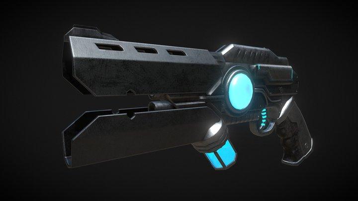 SF_Gun_MagicVR 3D Model
