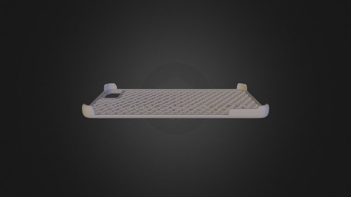 iPhone 6 Plus - Mesh Cover  3D Model