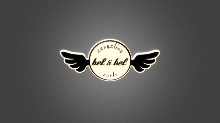 Wings Bel Bel 3D Model