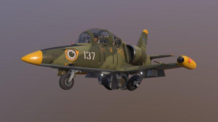 L-39 Chibi 3D Model
