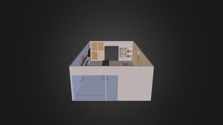 Modele Stone Island Online 3D Model