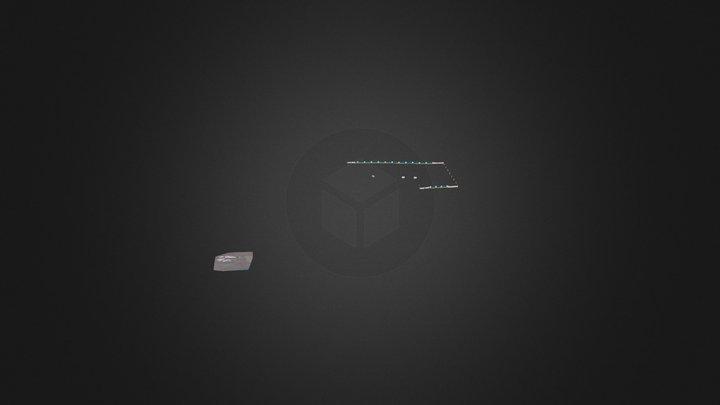 301WestBroad_wArch 3D Model