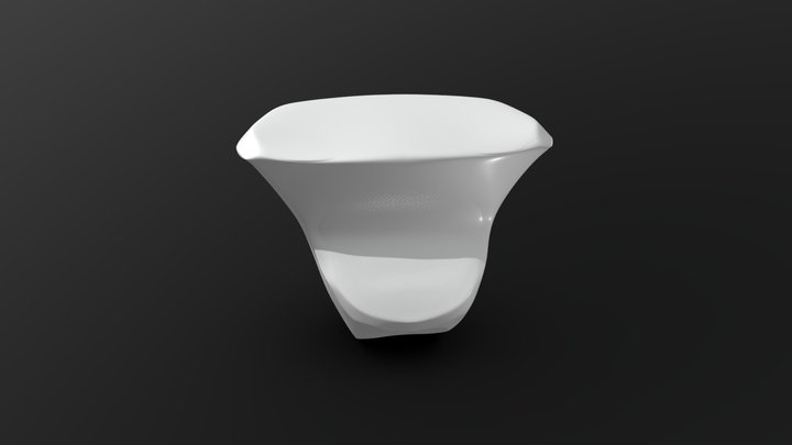 Bammes Basic Pelvis 3D Model