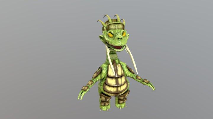 Monstrocoup 3D Model