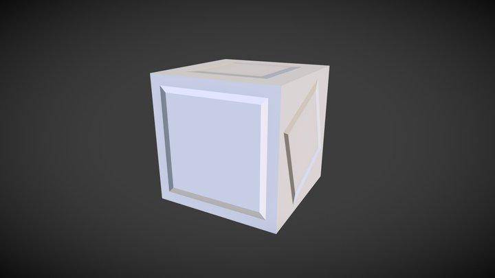 Cubo Sketchfab 3D Model