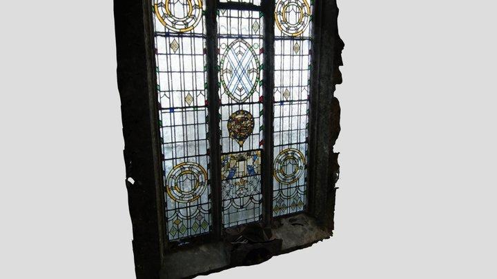 Lovell Memorial Window 3D Model