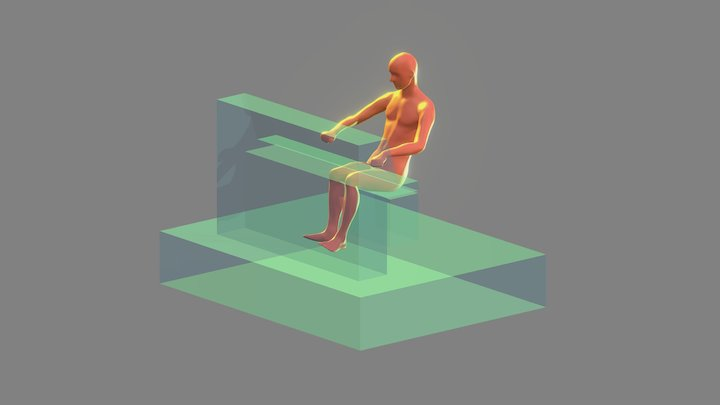 Klavierspele 3D Model