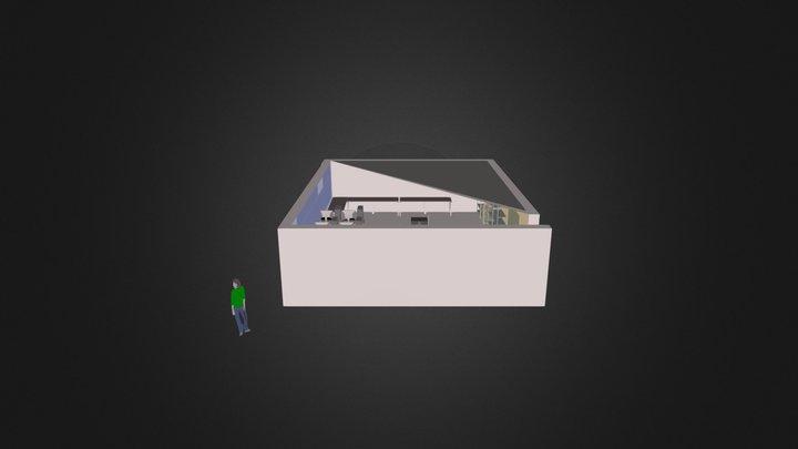 Salon16, Unipolidgo 3D Model