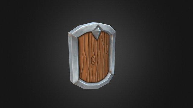 Sheild 3D Model
