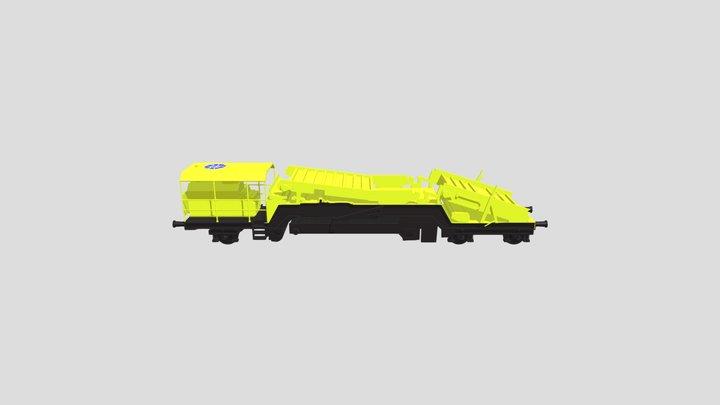 UMH BA 6529 3D Model
