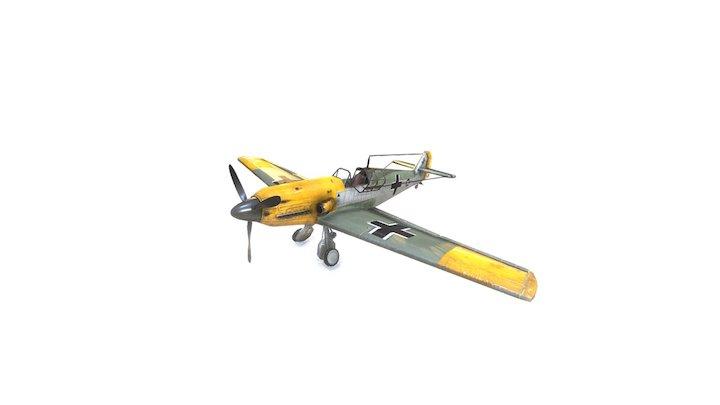 Messerschmitt 109/BF 109 3D Model