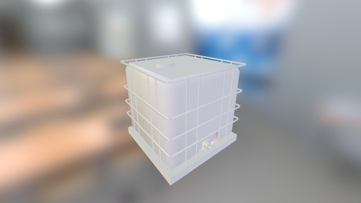 Watertank 3D Model