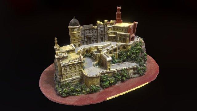 Palácio Nacional da Pena 3D Model
