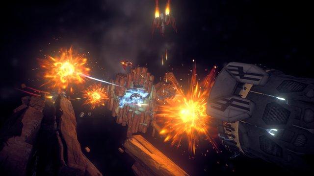 Kuiper Gate Scene 3D Model