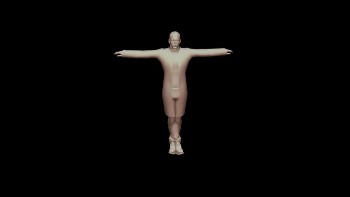 Malebox 3D Model