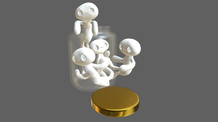 projects KM&LOZY | ver.05 3D Model
