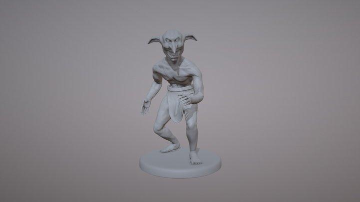 Goblin Mini 3D Model