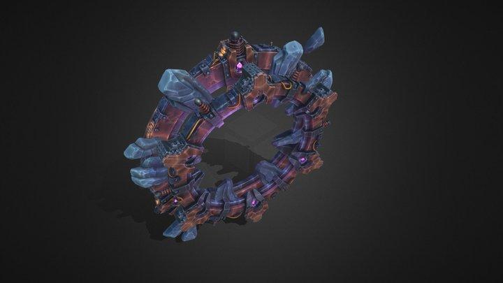 Portal 3D Model