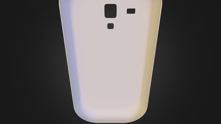 samsung_G_s3mini_case 3D Model