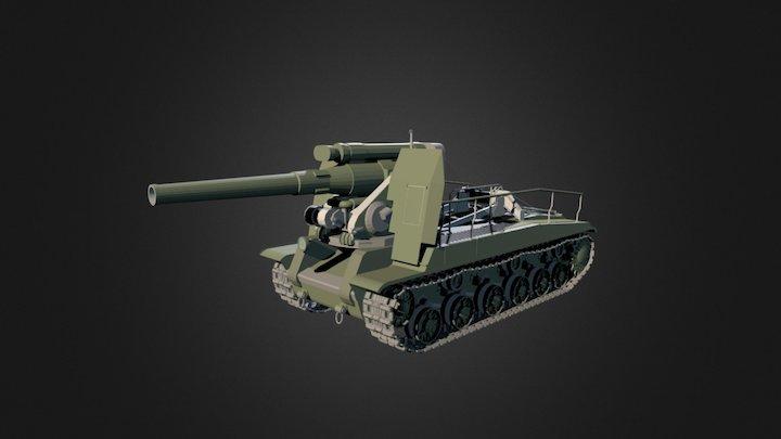 S-51 3D Model