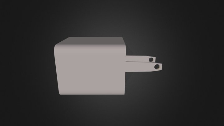 the charger the first 3D Model