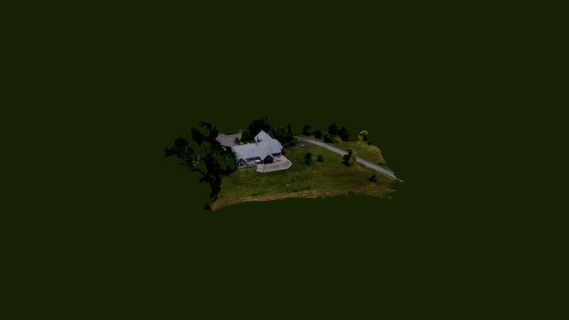May14 Simplified 3d Mesh 3D Model