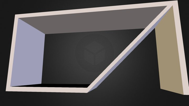 Coffee Table Isaac VR 3D Model