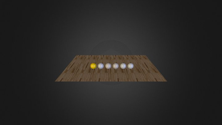 material_ref 3D Model