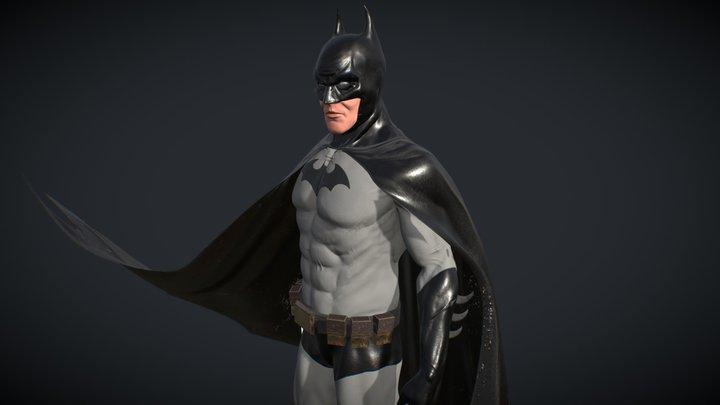 The Batman 3D Model