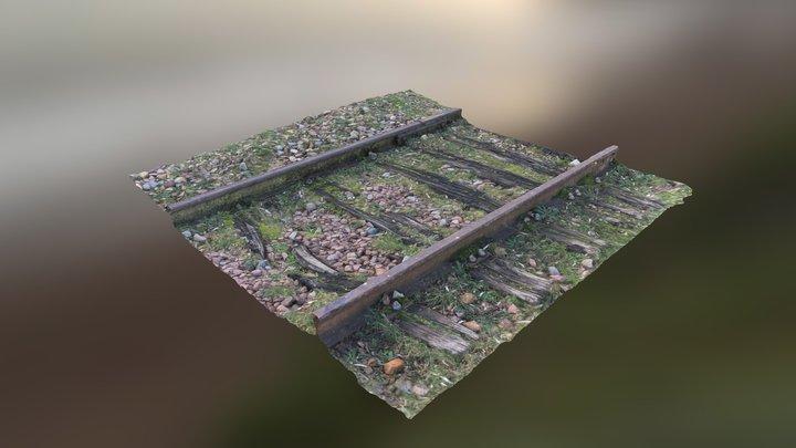 La Petite Ceinture - Square 3D Model