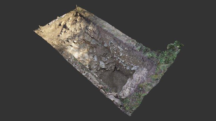 Alava'19 - Sondeo ¿4? 3D Model
