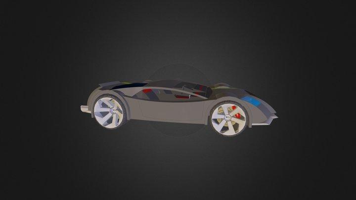 Oqab Fahad 3D Model
