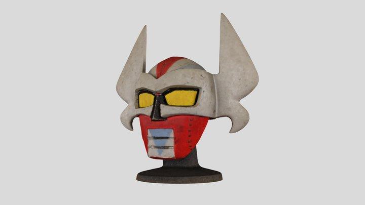 ストロングザボーガー(「電人ザボーガー」より) 3D Model