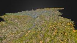 Faia Brava (total area) 3D Model