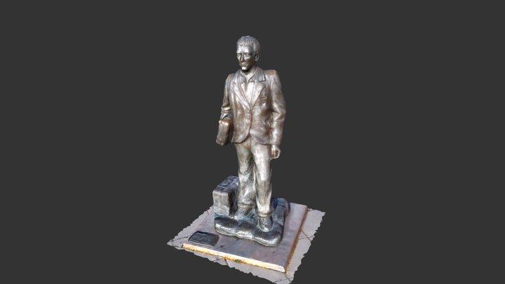 L'emigrante 3D Model