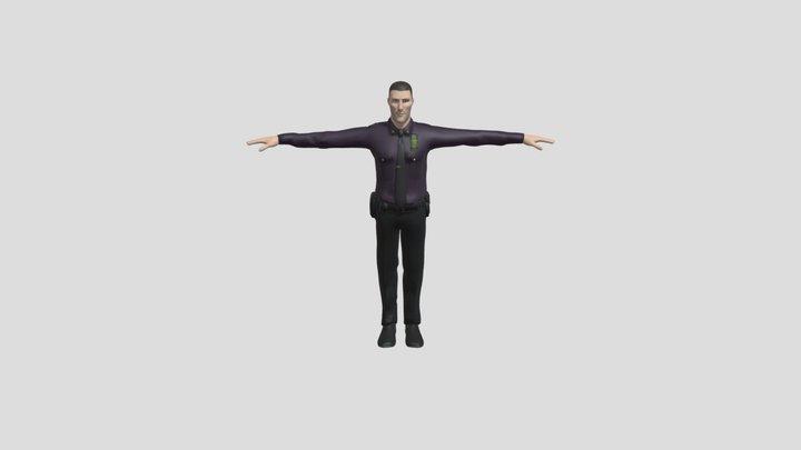 william afton 3D Model