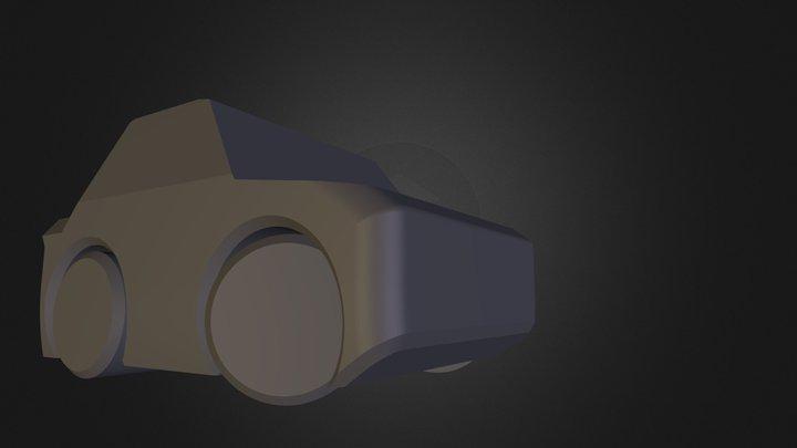 car1 handle ber.stl 3D Model