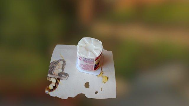 Yogur 3D Model