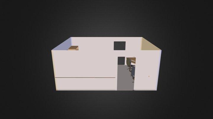 Iroda 3D Model