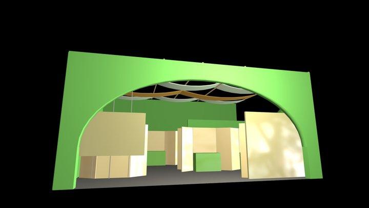 FFFFFFFF 3D Model